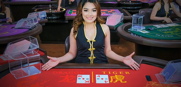 Strategi & Cara Bermain Dragon Tiger Online